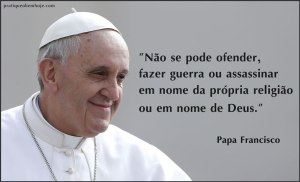 Religião - Papa Francisco