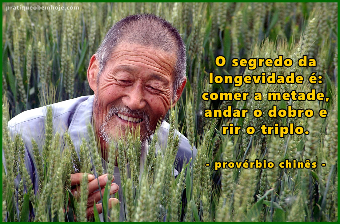 O segredo da longevidade 2