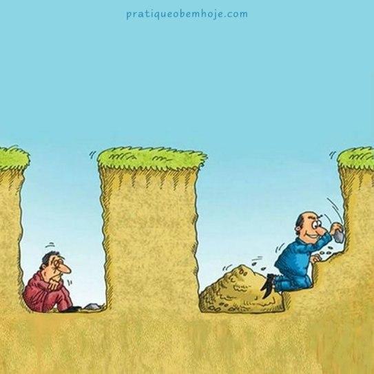 Cavando - Sem palavras